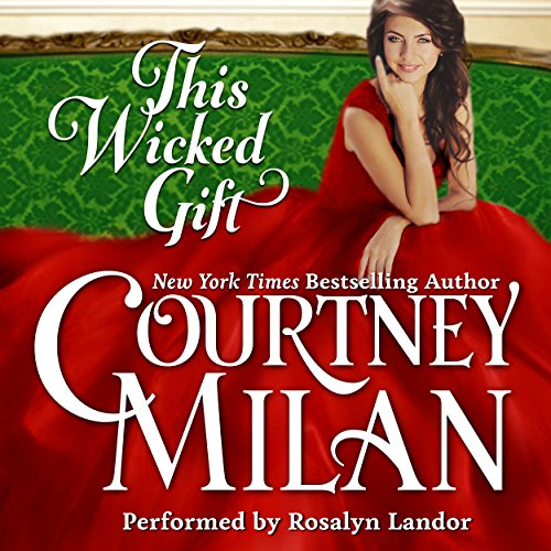 This Wicked Gift audiobook cover art