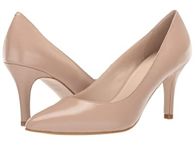Cole Haan Juliana Pump 75mm (Maple Sugar Leather) High Heels