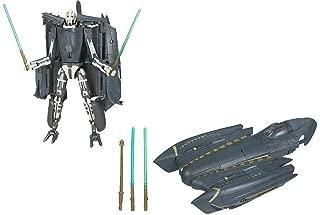 Star Wars Transformers Crossovers - GRIEVOUS / STARFIGHTER