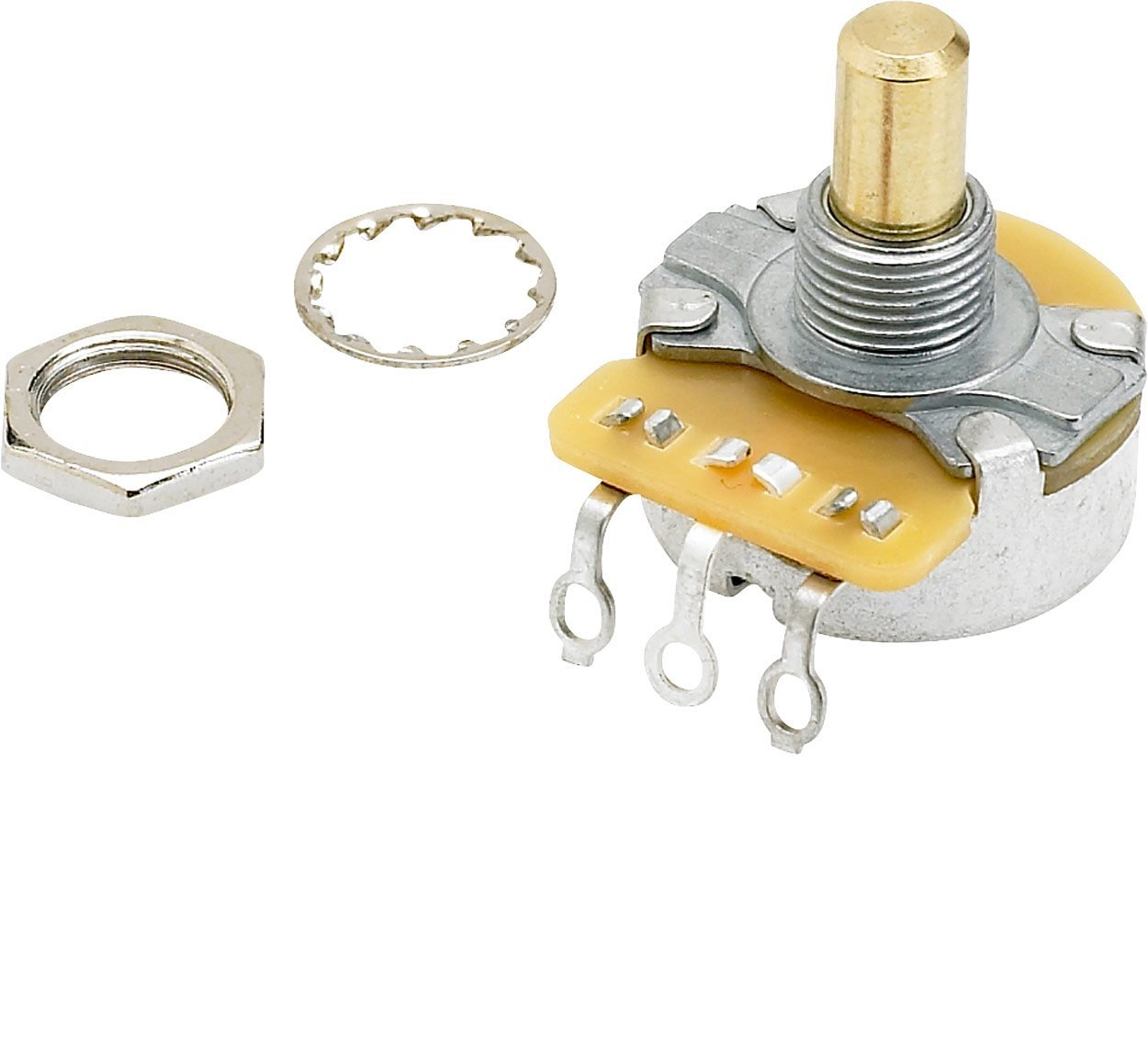 Fender Pure Vintage 250K, Solid Shaft Potentiometer