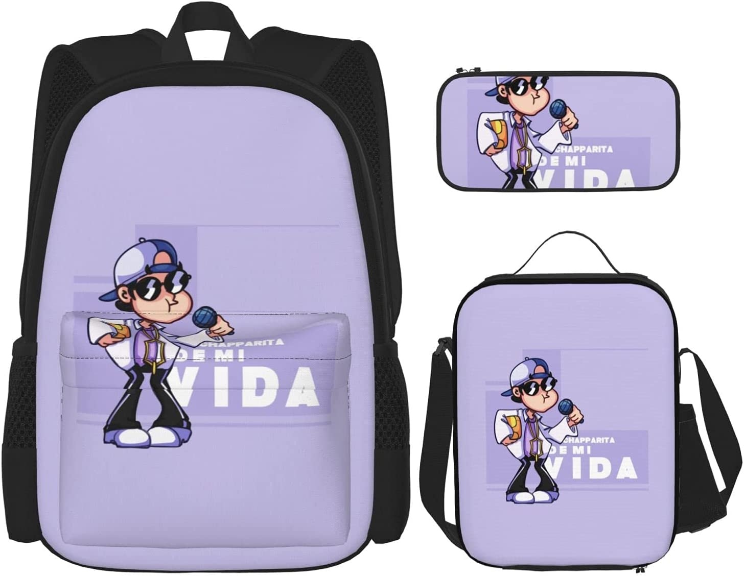 Friday National products Night Funkin Backpack Adult Max 66% OFF Bag School Cartoon Children'S