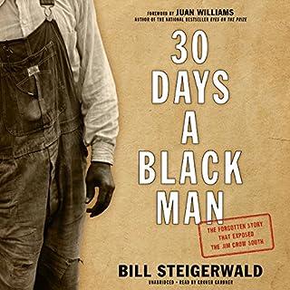 30 Days a Black Man cover art