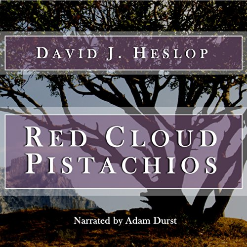 Red Cloud Pistachios audiobook cover art