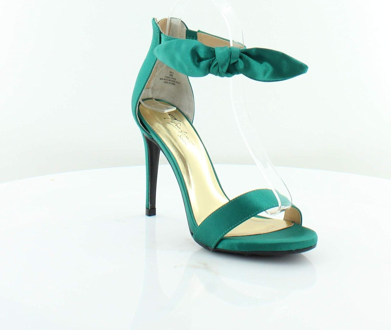Thalia Sodi Womens Raee Open Toe Ankle Strap Classic Pumps