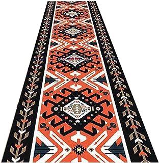 Non-Slip Carpet YANZHEN Hallway Runner Rugs Soft Non-Slip Mat Blended Fiber Front Door 6mm Thick Wear-Resistant, Multiple ...