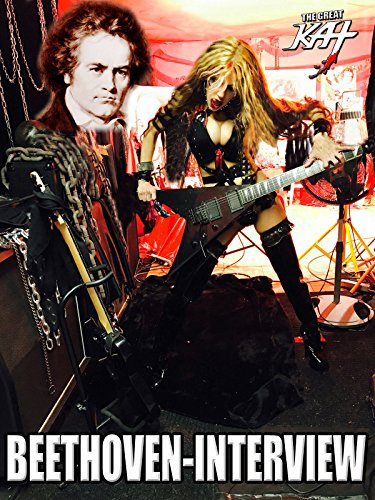 The Great Kat - Beethoven-Interview