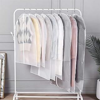 Housse for vêtements de protection, Sacs de rangement étanche à la poussière Hanging Vêtements Sac de rangement for mantea...