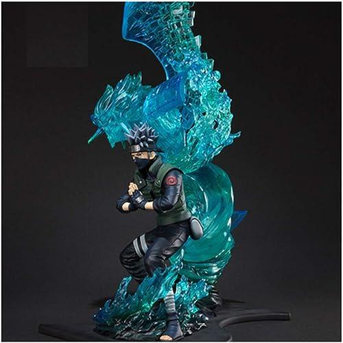 YSDHE Naruto - Kakashi Naruto OrneHommests Cadeaux Collection Artisanat Décorations (17 Pouces)