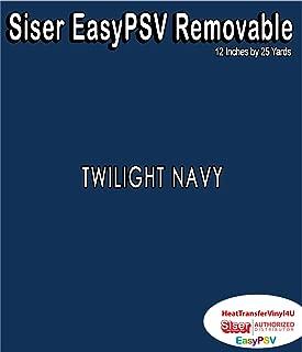 Siser EasyPSV Removable Adhesive Vinyl 12