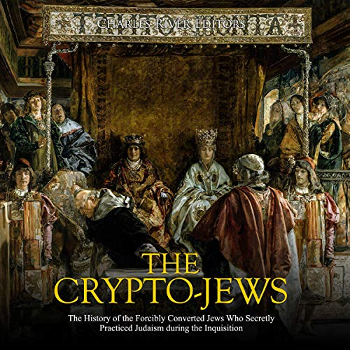 The Crypto-Jews cover art