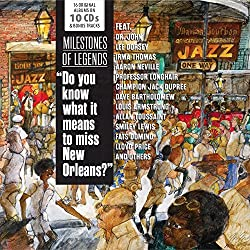 Milestones of Legends/Do You Know What It Means to Miss New Orleans