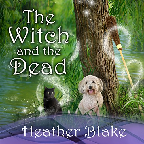 The Witch and the Dead audiobook cover art