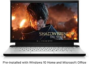 Dell Alienware M15 R2 15.6-inch FHD Laptop (9th Gen Core i9-9980HK/16GB/1TB SSD/Windows 10 + MS Office/8GB NVIDIA 2080 Gra...