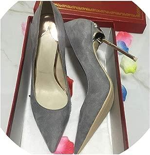 High Heels Bridal Stilettos Pumps Pointed Toe Women Bling Prom Thin High Heel