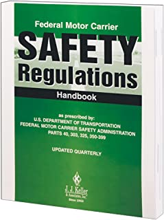 Federal Motor Carrier Safety Regulations Handbook (017H)