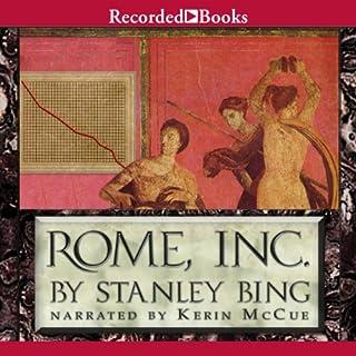 Rome, Inc. audiobook cover art