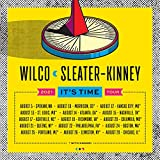 Canvas Poster: WILCO AND SLEATER-KINNEY IT'S TIME TOUR 2021