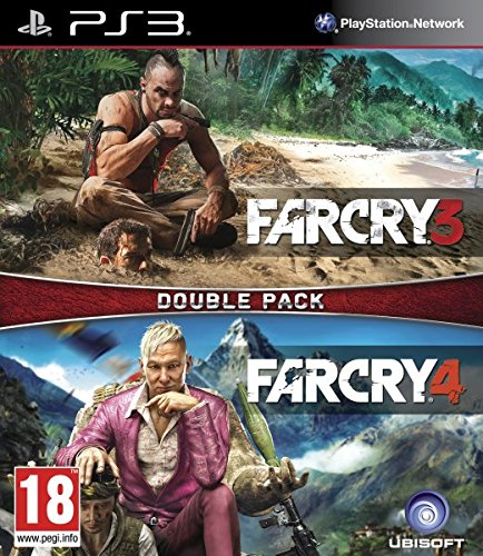 Compilacin: Far Cry 3 + Far Cry 4
