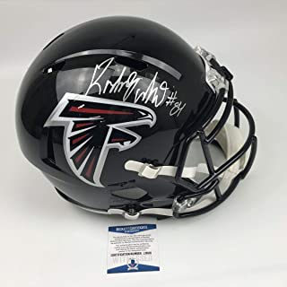 roddy white autographed football