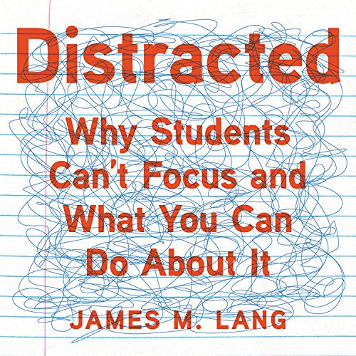 Distracted cover art