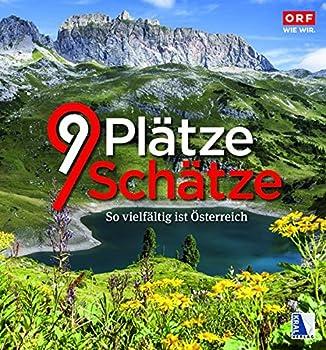 Hardcover 9 Plätze - 9 Schätze (Ausgabe 2016) [German] Book