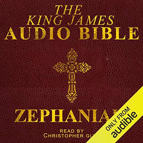 Zephaniah audiobook cover art
