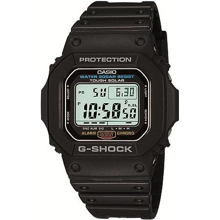 [カシオ] 腕時計 ジーショック ソーラー G-5600E-1JF ブラック