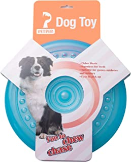 Petper Dog Flying Disc Toy, Dog Frisbees Durable Pet Toy 9