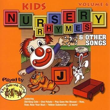 Kids Nursery Rhymes And Other Songs - Volume 6