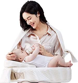 Breastfeeding Pillows Pregnant Woman Pillow Breastfeeding Pad Safety Fence Learning to Sit On The Pillow Feeding Pillow Waist Pad Lumbar Pillow Breastfeeding Pillows & Stools