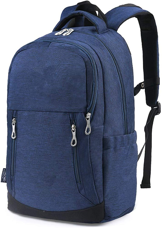 Cucsaistat Rucksack Student Tasche Einfache Groe Kapazitt Lssig Rucksack Wasserabweisendes Gewebe Groe Kapazitt Multi-Layer