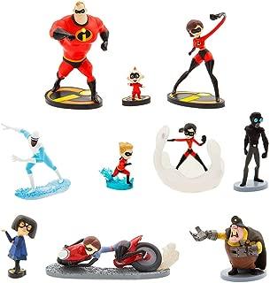 Disney Pixar Incredibles 2 Deluxe Figure Set