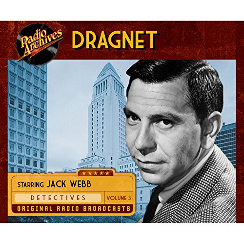 Dragnet, Volume 3 cover art