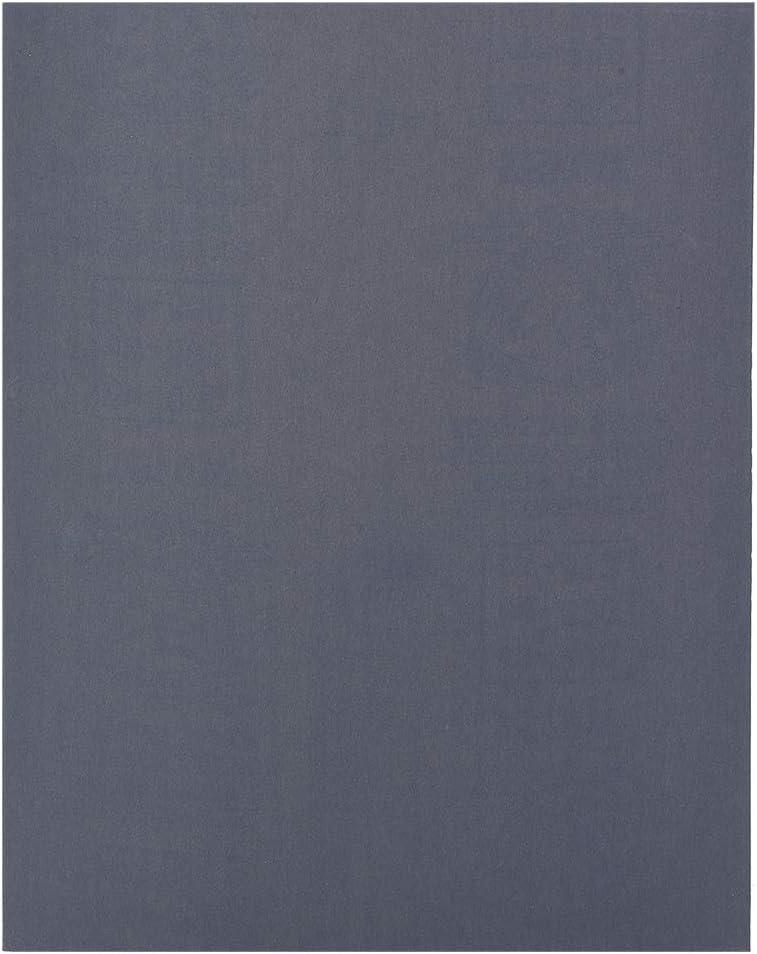 100PCS Cheap mail order sales 600# Sandpaper Dedication Abrasive Sheets Dual Dry Paper Wet Sanding