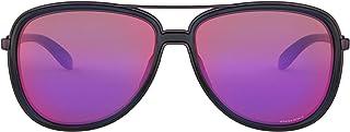 Oakley Women's Oo4129 Split Time Metal Aviator Sunglasses