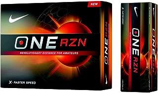 Nike Golf One RZNX Golf Balls 12pk White
