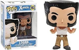 Funko Pop X-Men Logan Hot Topic Exclusive Figure