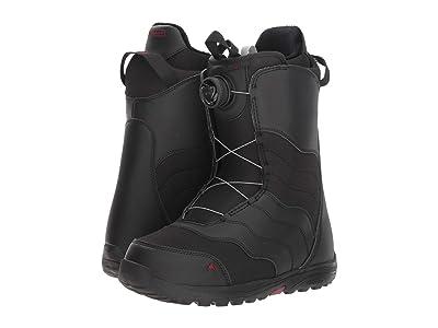 Burton Mint Boa(r) Snowboard Boot (Black) Women