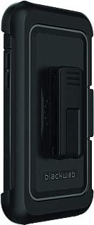 Blackweb 9653201 Rugged Case for iPhone 6/7/8, Black