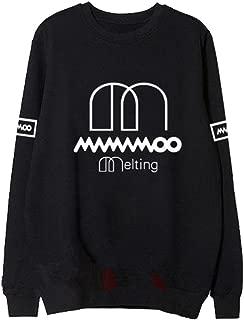 Kpop MAMAMOO Sweater Wheein Solar Hwasa Moonbyul Pullover Sweatshirt