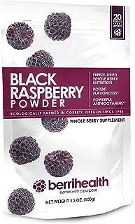 organic black raspberry plants