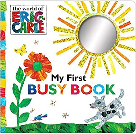 My First Busy Book (The World of Eric Carle) by Eric Carle(2015-12-15)