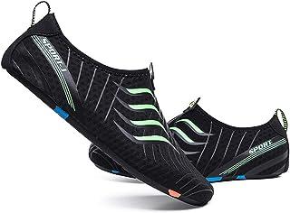 Heren Dames Zomer Ademend Waterschoenen Non-Slip Sneldrogend Casual Barefoot Socks Outdoor Sportschoenen voor zwemmen Surf...