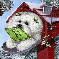 ジグソーパズルフラワー2000ピース白い子犬アートワークパズル教育とリラクゼーションのためのカラフルなおもちゃ75X105cm