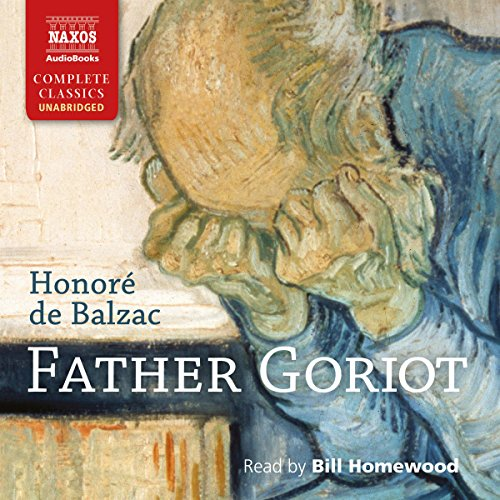 Father Goriot audiobook cover art