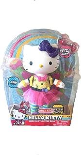 Hello Kitty Neon Fairy Glitter Doll