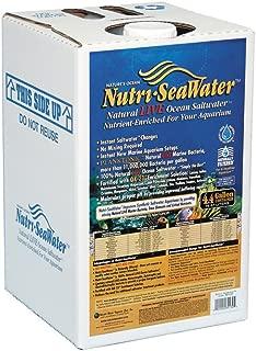 Worldwide Imports AWW84130 Live Nutri Seawater, 4.4-Gallon