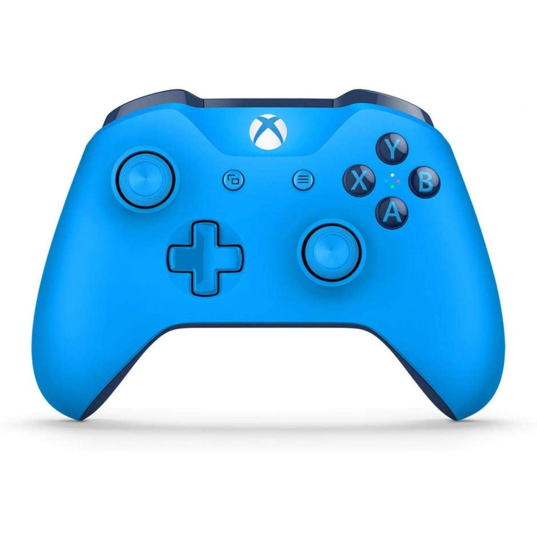 Xbox One Wireless Controller - Blue Vortex RF inalámbrico Óptico 800DPI Negro ratón: Amazon.es: Electrónica
