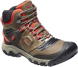 حذاء المشي للرجال من KEEN Ridge Flex Mid Wp-m