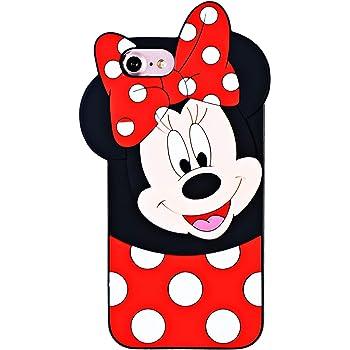 Leosimp Minnie - Carcasa para iPhone, Compatible con iPhone 7 ...